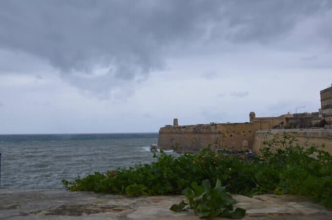 Forte Sant'Elmo a Malta