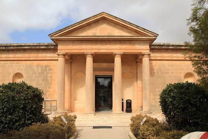 Il Museo della Domus Romana di Rabat a Malta