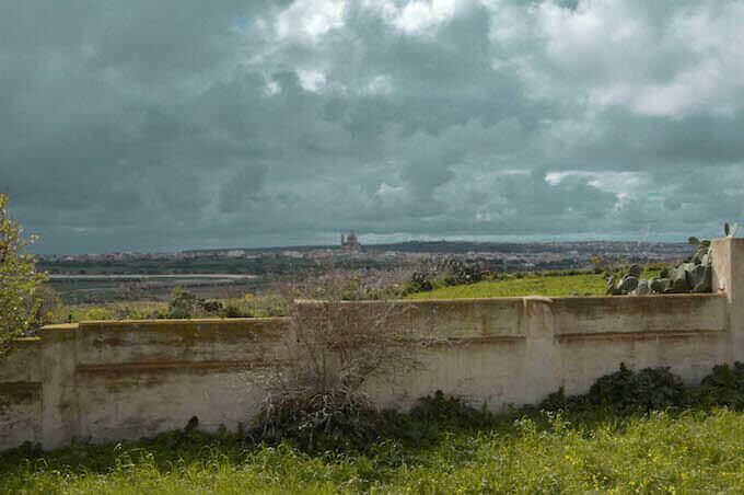 Gozo: La chiesa di Xewkija domina il villaggio