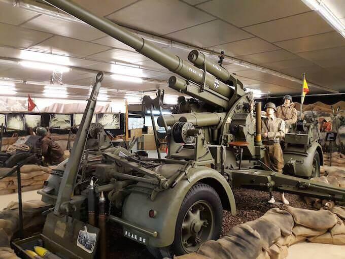 Il Museo della Battaglia dell'Ebro a Fayón, in Aragona