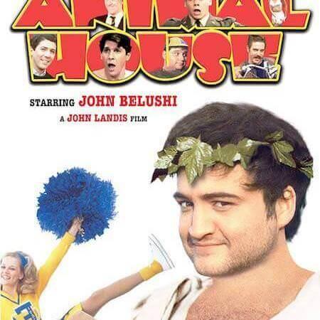 """Animal House"" di John Landis - La copertina del DVD"