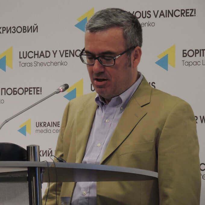 Massimiliano Di Pasquale speech all'UCMC - Kyiv (luglio 2016)