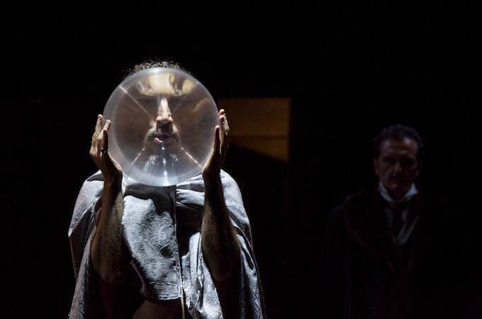 """Petro Mazzarelli in """"Who is the king"""" (foto di Salvatore Pastore)"""