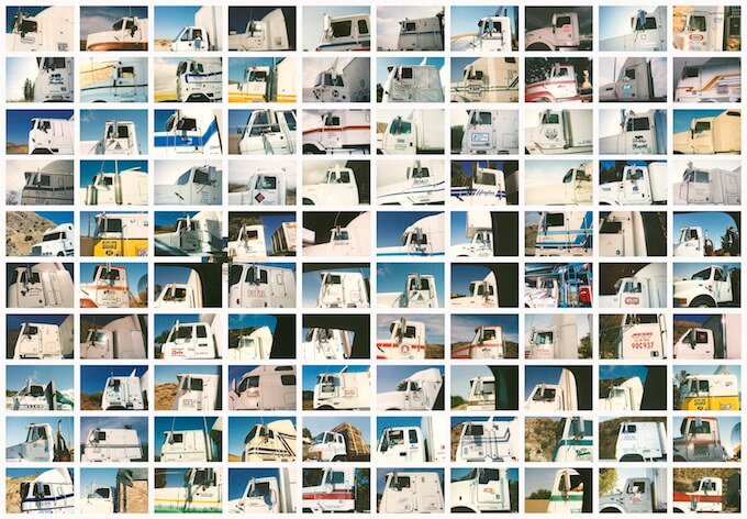 Annica Karlsson Rixon, Camionisti (bianchi) / Truckers (white), 1994-1999