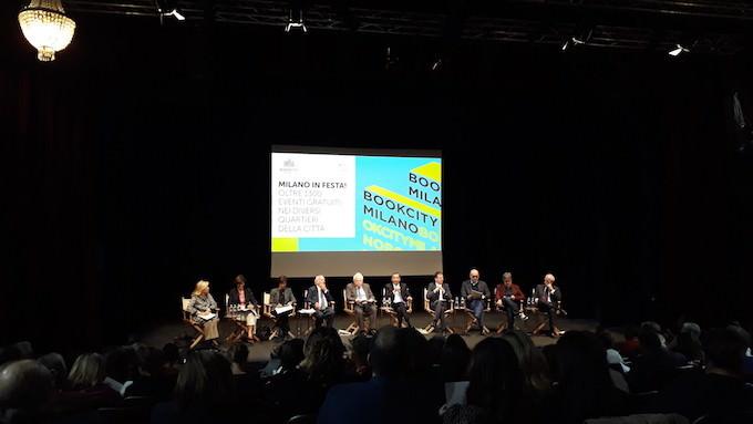 BookCity Milano 2018: presentazione al Teatro Franco Parenti di Milano