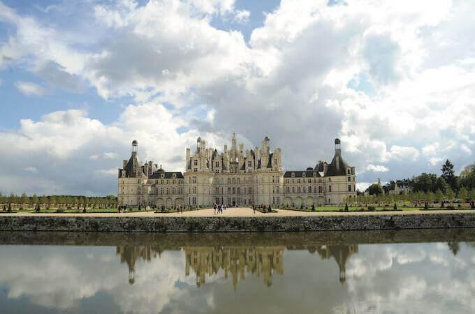 Il Castello di Chambord. Foto © Sébastien Rio