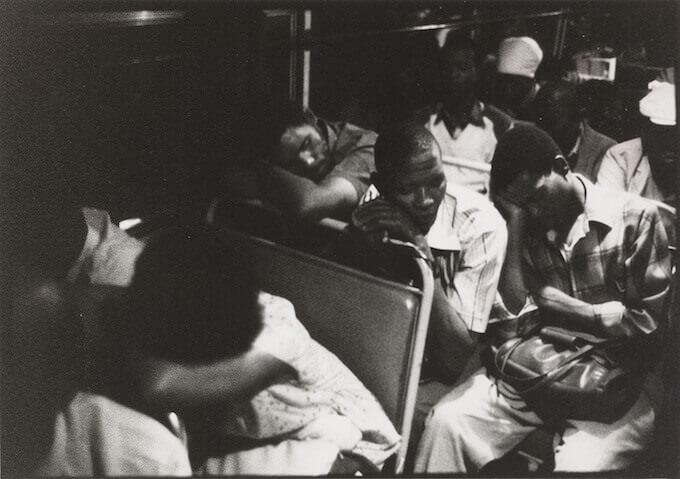 David Goldblatt, I passeggeri di KwaNdebele / The Transported of KwaNdebele, 1983-1984