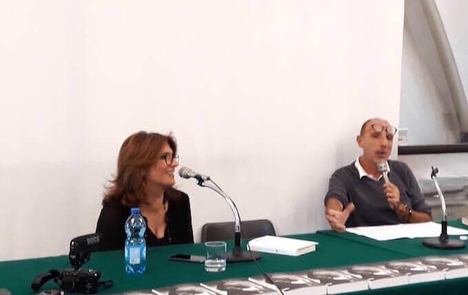 Elena Rausa e Giorgio Vincenzi a Vimercate