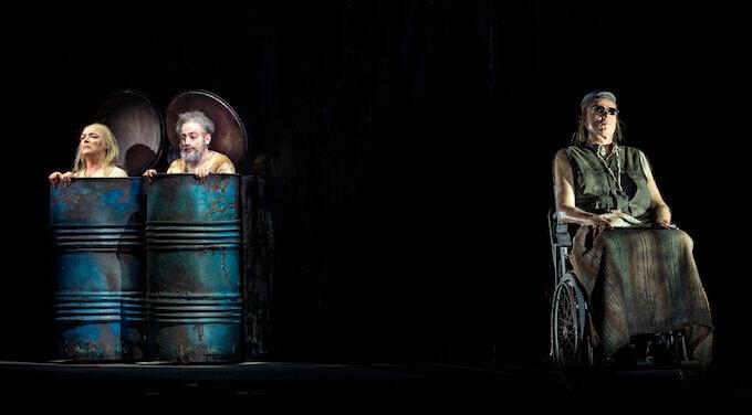 "Hilary Summers, Leonardo Cortellazzi e Frode Olsen in ""Fin de partie"" alla Scala"