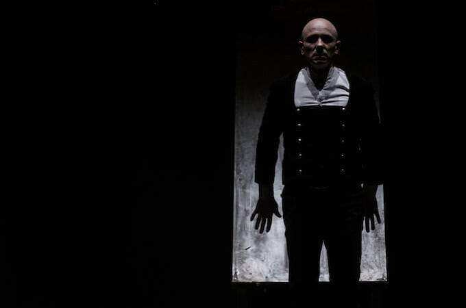 "Leonardo Capuano in ""Macbettu"" di Alessandro Serra"