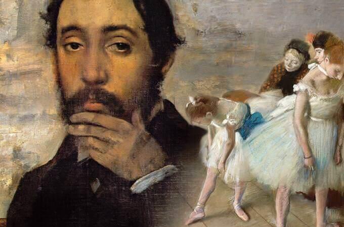 """Immagine del film """"Degas. Passione e perfezione"""""""