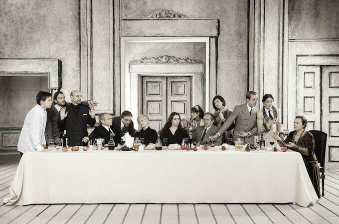 """""""Così è (se vi pare)"""", Teatro Stabile di Torino - foto di Laila Pozzo"""