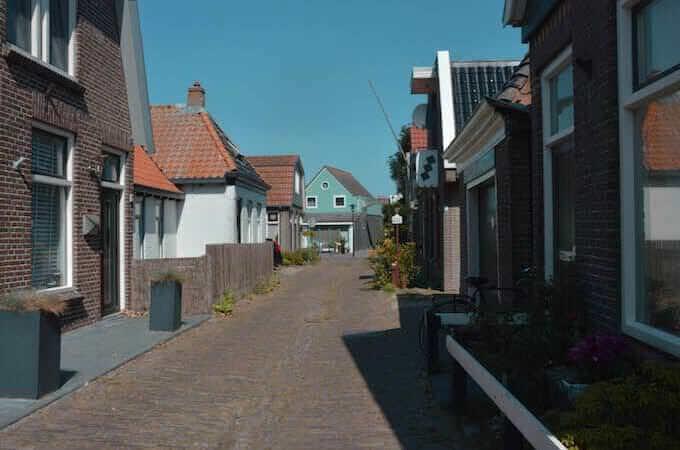 Casupole a Stavoren, in Olanda