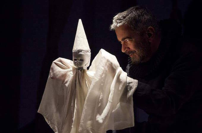 """Ferdinando Bruni ne """"La tempesta di Shakespeare"""" (foto di Luca Piva)"""