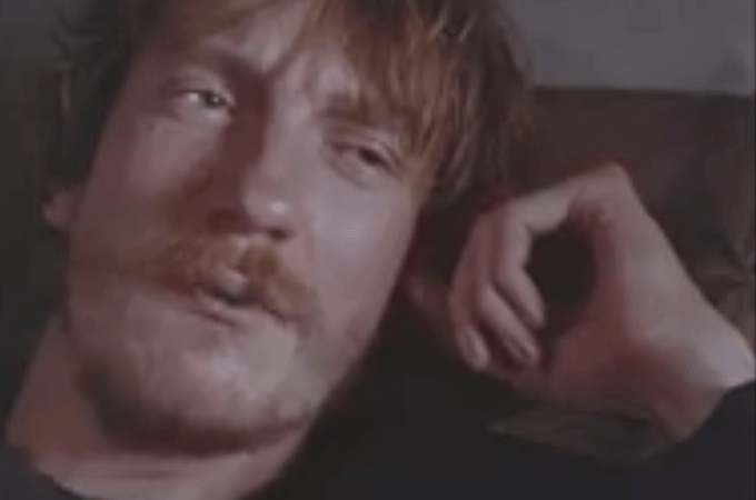 "David Thewlis in ""Naked"" di Mike Leigh"