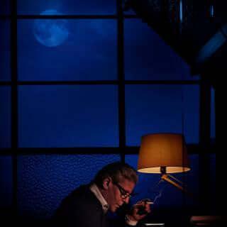 Jan Fabre, The Night Writer, per FOG alla Triennale di Milano