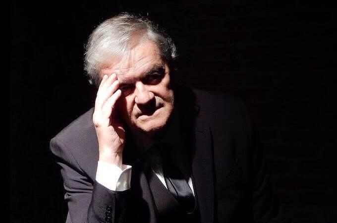 """Gaetano Callegaro in """"Conversazione con la morte"""" di Giovanni Testori"""