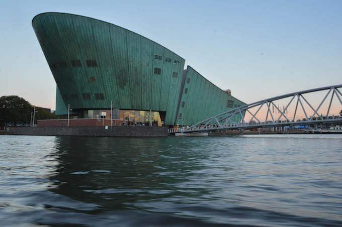 Il Museo delle Scienze di Amsterdam