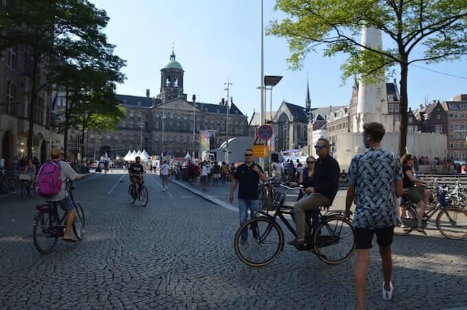Il Palazzo Reale di Amsterdam