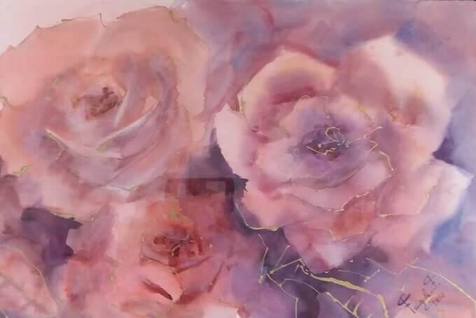 Un'opera di Flora Favale