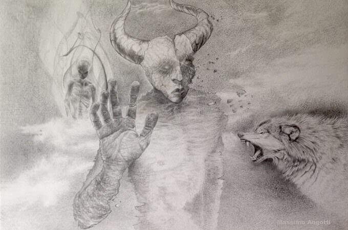 """""""La coscienza del demone"""" di Massimo Angotti"""