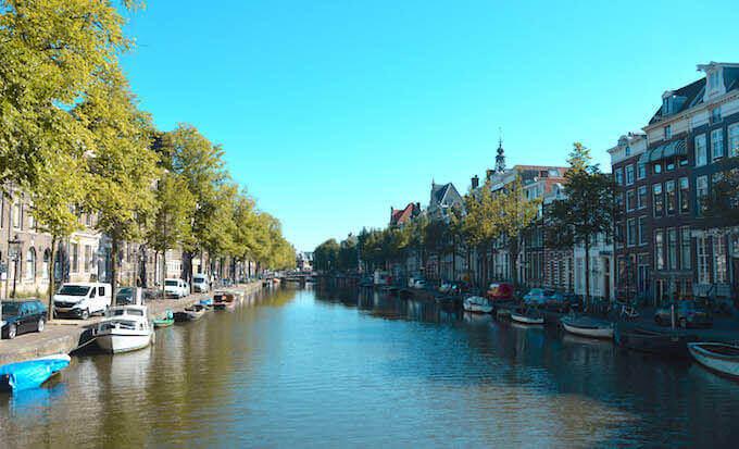 Amsterdam: verso il Mercato dei Libri