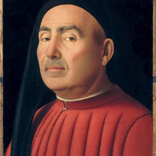 Antonello da Messina, Ritratto d'uomo (anche detto Ritratto Trivulzio)