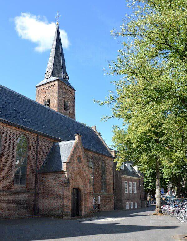 La Geertekerk di Utrecht, in Olanda