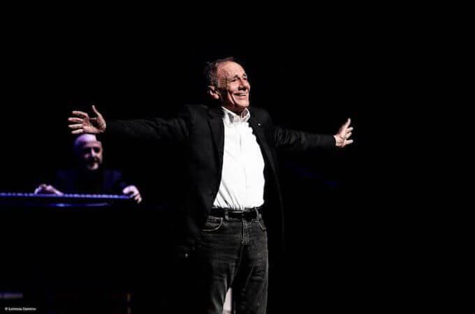 Roberto Vecchioni al Teatro Arcimboldi