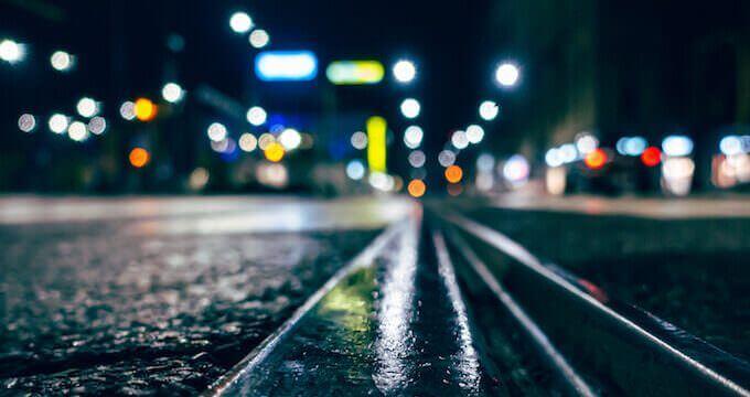 Una fotografia urbana di Johnny Pixel