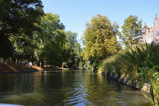 Il canale maggiore di Utrecht