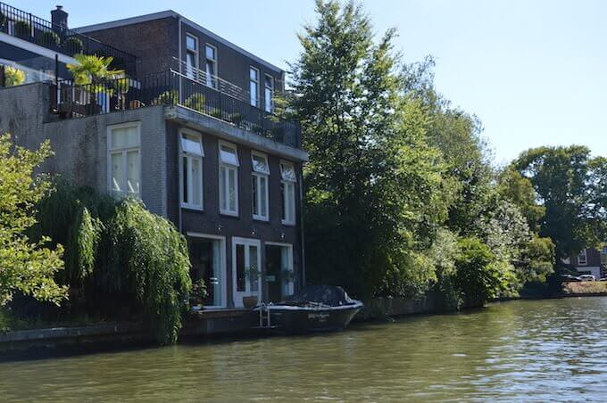 Utrecht: una casa in mezzo al verde