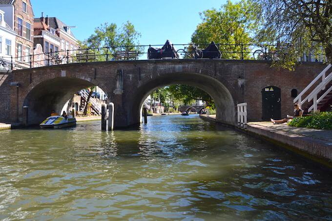 Il Geertebrug di Utrecht