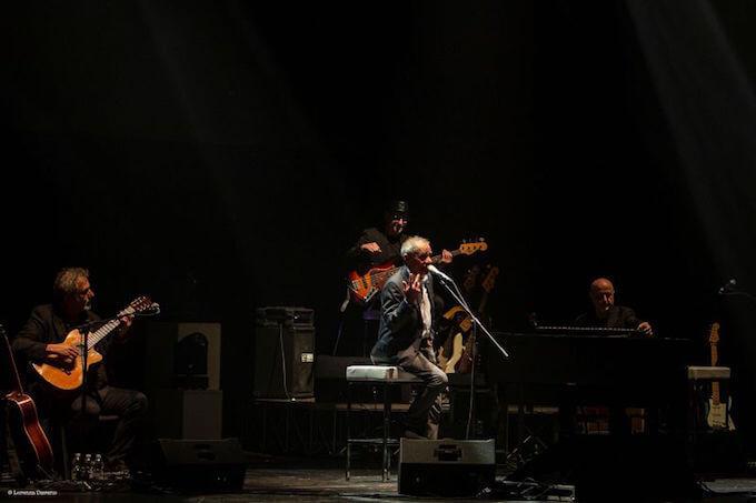 Roberto Vecchioni al Teatro degli Arcimboldi