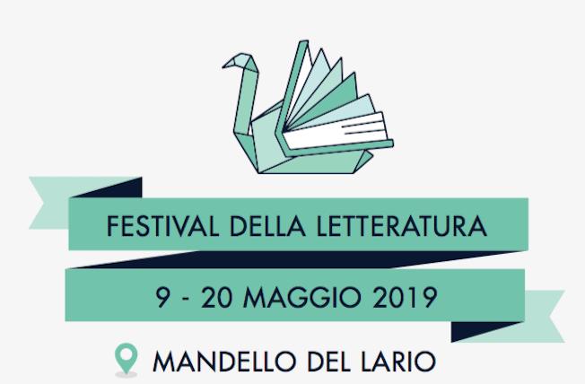 Festival della Letteratura di Mandello del Lario - edizione 2019