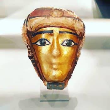 La collezione egizia del Museo di Mariemont