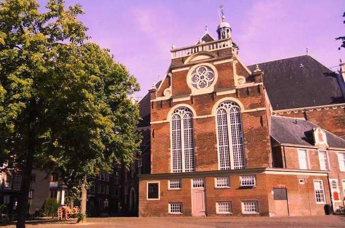 La Noorderkerk di Amsterdam