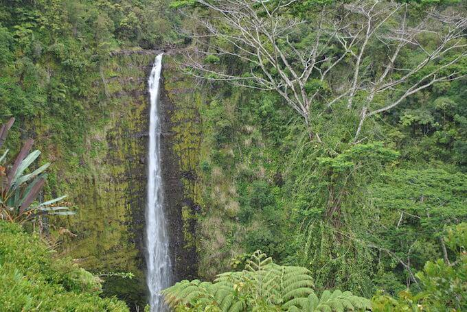 Cascate alle Hawaii