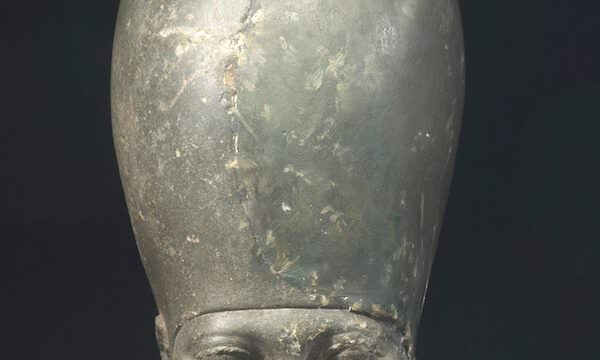 Testa del faraone Micerino