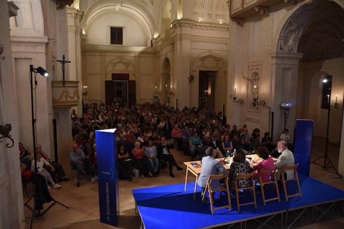 """""""Come diventiamo lettori"""": incontro al Festivaletteratura 2019"""