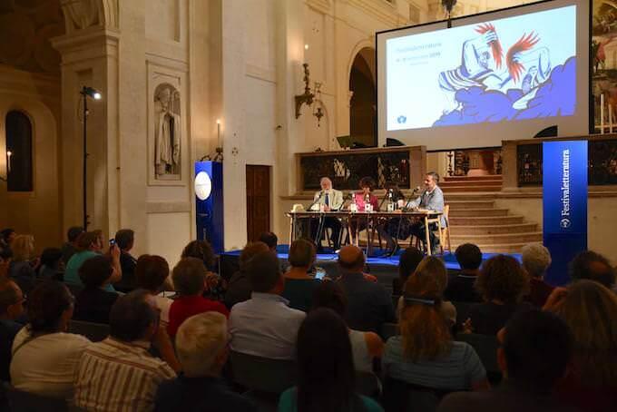 Alberto Manguel, Maryanne Wolf e Alessandro Zaccuri al Festivaletteratura di Mantova 2019