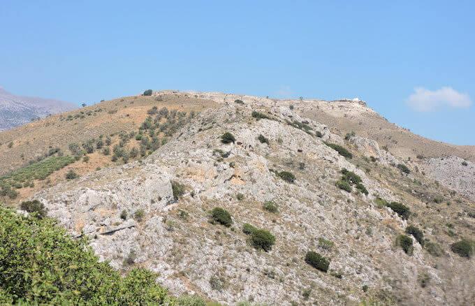 Colline a Creta