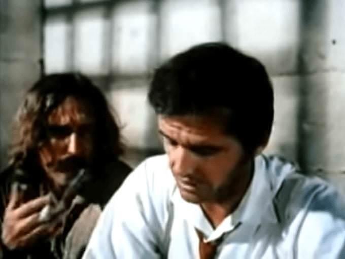"Dennis Hopper e Jack Nicholson in ""Easy Rider"""