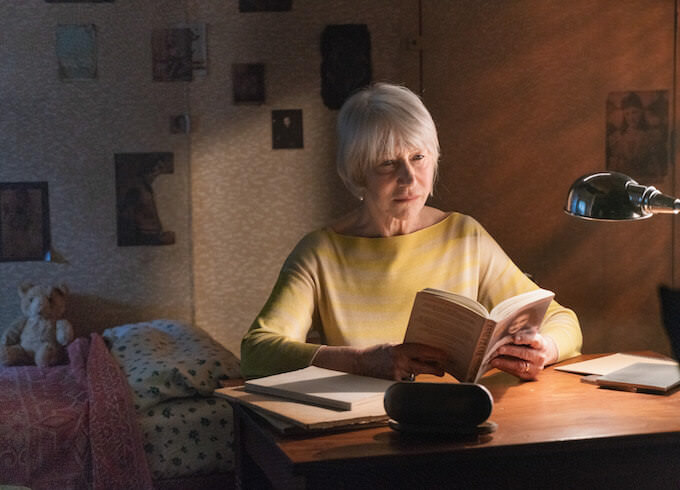 "Helen Mirren nel film ""Anne Frank. Vite parallele"""