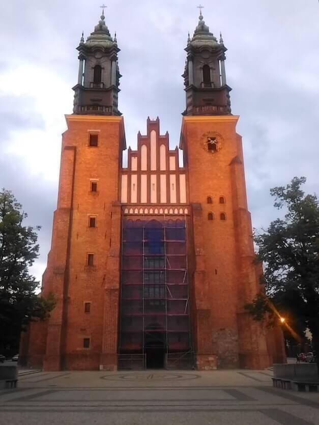 Poznań: Cattedrale dei santi Pietro e Paolo