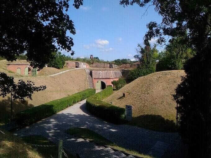 Poznań: Fort VII
