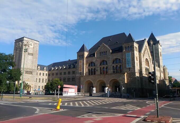 Poznań: il Palazzo Imperiale