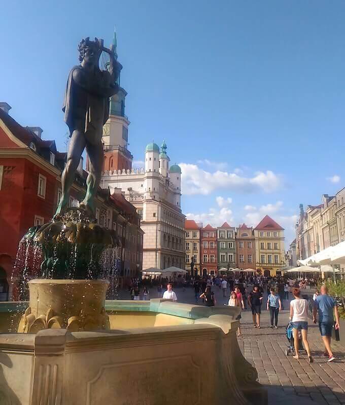 Il Municipio di Poznań