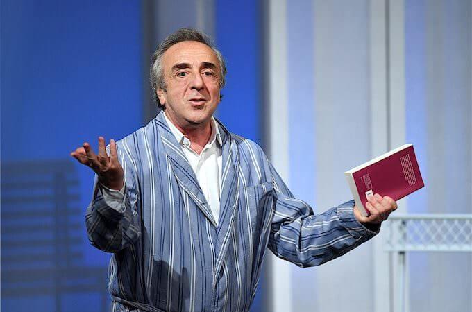 """Silvio Orlando in """"Si nota all'imbrunire"""""""