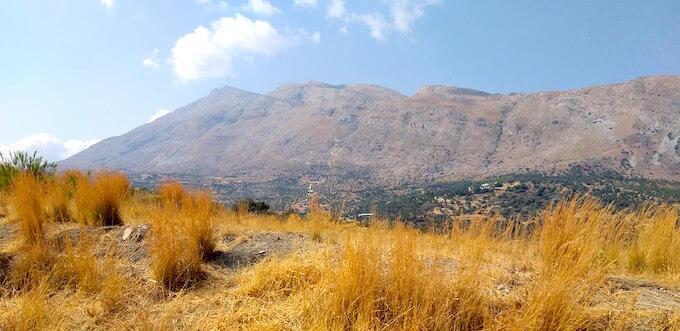 Creta verso Rethimno